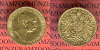 10 Kronen Korona 1909 Österreich Ungarn Marschall Typ Goldmünze ss-vz  179,00 EUR  + 8,50 EUR frais d'envoi