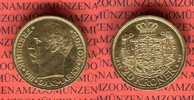 20 Kronen Kroner Goldmünze 1911 Dänemark Friedrich VIII. Kursmünze vz-p... 412,04 EUR349,00 EUR  + 8,50 EUR frais d'envoi