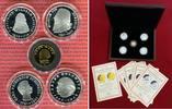 Medaillensuite Silber & Gold 2009 Deutschland Repliken Medaillensuite -... 199,00 EUR  + 8,50 EUR frais d'envoi