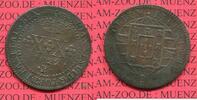 20 Reis 1822 Portugal Brasilien Port. Kolonie Johann VI. ss  19,00 EUR  + 8,50 EUR frais d'envoi