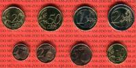 KMS 3,88 Euro 2011 Estland Kursmünzensatz lose 8 Münzen bankfrisch  10,00 EUR  Excl. 8,50 EUR Verzending
