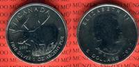 5 Dollars Silberunze 2012 Kanada Wildlife Serie Elch Stempelglanz  35,00 EUR  Excl. 8,50 EUR Verzending