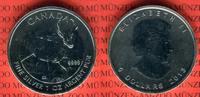 5 Dollars Silberunze 2013 Kanada Wildlife Serie Antilope Stempelglanz  31,50 EUR  Excl. 8,50 EUR Verzending