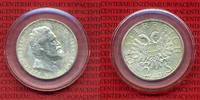Österreich, Austria 2 Schilling Gedenkmünze Silber Österreich 2 Schilling 1935 Dr. Karl Lueger, Bürgermeister Wien