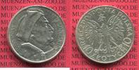 10 Zloty Silber Sobiesky 1933 Polen, Poland Pan Sobieski vz  80,00 EUR  + 8,50 EUR frais d'envoi