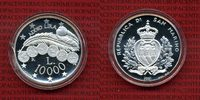 10000 Lire  Silber 2001 San Marino San Marino 10000 Lire Silber 2001, M... 33.33 US$ 30,00 EUR  +  9.44 US$ shipping