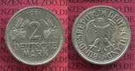 2 DM Weintrauben Ähren 1951 J Bundesrepublik Deutschland Bundesrepublik... 14.44 US$ 13,00 EUR  +  9.44 US$ shipping