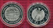 10 Euro Silbermünze Commemorative Coin 2005 Bundesrepublik Deutschland,... 24.62 US$22,00 EUR19.03 US$ 17,00 EUR  +  9.51 US$ shipping