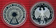 10 Euro Silbermünze 2004 Bundesrepublik Deutschland, Germany FRG Erweit... 19.03 US$ 17,00 EUR  +  9.51 US$ shipping