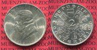 Österreich, Austria 2 Schilling Gedenkmünze Silber Österreich 2 Schilling 1932 Josef Haydn