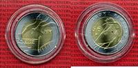 5 Euro Bimetall Gedenkmünze 2005 Finnland Leichtathletik WM Bankfrisch*... 11,00 EUR  + 8,50 EUR frais d'envoi