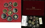 Kursmünzensatz Polierte Platte OVP 2007 Luxemburg Luxemburg KMS 2007 1 ... 89,00 EUR  + 8,50 EUR frais d'envoi