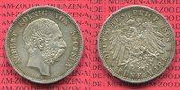5 Mark Silbermünze 1898 Sachsen, German Empire State of Saxonia Sachsen... 150,00 EUR  +  8,50 EUR shipping