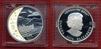 Kanada, Canada 25 Dollars Silber Proof 200...