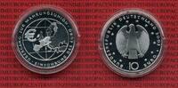 10 Euro Silber Gedenkmünze Deutschland 2002 Bundesrepublik Deutschland,... 21.27 US$ 19,00 EUR  +  9.51 US$ shipping