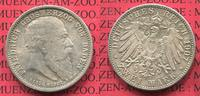 2 Mark Silbermünze Commemorative Coin 1907 Baden, German Empire State o... 75,00 EUR  +  8,50 EUR shipping