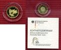 20 Euro Goldmünze 1/8 Unze 2013 G Deutschland BRD Germany FRG Angebot D... 225,00 EUR  zzgl. 4,20 EUR Versand