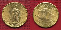USA, United States of Amerika, Vereinigte Staaten 20 Dollars St. Gaudens Double Eagle USA 20 Dollars 1924 Gold St. Gaudens Typ Double Eagle