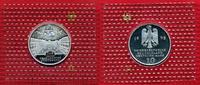 Bundesrepublik Deutschland 10 DM Silbermünze BRD 10 DM 1998 A 300 Jahre Franckesche Stiftungen