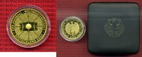 100 Euro Gold 1/2 Unze Feingold 2005 J Deutschland BRD Germany FRG Fußb... 629,00 EUR  + 8,50 EUR frais d'envoi