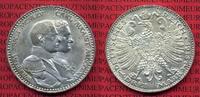 Sachsen Weimar Eisenach 3 Mark Silbermünze Sachsen Weimar Eisenach 3 Mark 1915 Jahrhundertfeier
