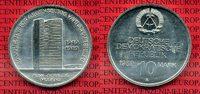 10 Mark DDR Gedenkmünze Cu/Ni 1989 DDR DDR 10 Mark 1989 40 Jahrte RGW, ... 17,00 EUR  +  8,50 EUR shipping