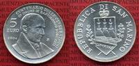 5 Euro Silbermünze 2004 San Marino Bartolomeo Borghesi Stempelglanz in ... 19,00 EUR  + 8,50 EUR frais d'envoi