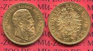10 Mark Goldmünze 1888 Preußen, State of Prussia German Empire Friedric... 225,00 EUR  zzgl. 4,20 EUR Versand