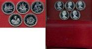 5 x 1 Crown Münzen 1979 Insel Man, Isle of Man Schiffsmotive Set PP Pol... 110,00 EUR99,00 EUR  + 8,50 EUR frais d'envoi