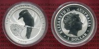 1 Dollar Kookaburra 2008 Australien Kookaburra - 1 Unze Silber Stempelg... 39,00 EUR37,00 EUR  + 8,50 EUR frais d'envoi
