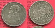 5  Mark Silbermünze 1908 Sachsen Meiningen  Sachsen Meiningen 5 Mark 19... 285,00 EUR  +  8,50 EUR shipping