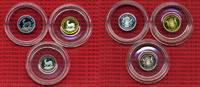 2013 Gabun Gabun 2013 Investment Coin Set Krügerrand-Springbock in 6 E... 199,00 EUR  + 8,50 EUR frais d'envoi