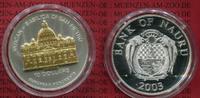 10 Dollar silber Skulpturmünze 2003 Republik Nauru 10 Dollar Republik N... 59,00 EUR  +  8,50 EUR shipping