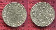 5 Reichsmark Silbermünze 1933 A III. Reich 1933-1945 450. Geburtstag vo... 119,00 EUR  + 8,50 EUR frais d'envoi