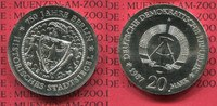 20 Mark Silbermünze DDR 1987 DDR GDR Eastern Germany 750 Jahre Berlin, ... 270,00 EUR  +  8,50 EUR shipping