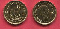 Südafrika, South Africa 1/10 Unze Krügerrand Gold Süd Afrika 1981 Krügerand 1/10 Unze Krügerrand