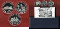 Drei Silbermünzen 2000 Togo, Nordkorea & Westsahara Schiffe Millenium S... 79,00 EUR  +  8,50 EUR shipping