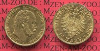 10 Mark Goldmünze Kursmünze 1880 A Preußen, State of Prussia German Emp... 175,00 EUR