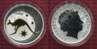 1 Dollar 1 Unze 2005 Australien, Australia Australien 1 Dollar 2005 Kän... 110,00 EUR  +  8,50 EUR shipping