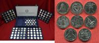 Komplettsammlung 123 Münzen 1966-90 DDR, GDR Eastern Germany DDR Gedenk... 4499,00 EUR3999,00 EUR  + 15,00 EUR frais d'envoi
