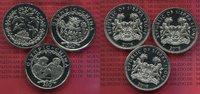 3 x 10 Dollars Silber 2008 Sierra Leone Sierra Leone 2008 3 x 10 Dollar... 99,00 EUR  +  8,50 EUR shipping