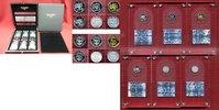 6 x 10 FRW 2014 Ruanda, Rwanda The Noble 6 - Sechs verschiedene Metalle... 1199,00 EUR  + 8,50 EUR frais d'envoi