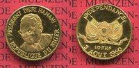 100 Francs 1960 Niger Niger 10 Francs President Diori Hamani Unabhängig... 220,00 EUR  +  8,50 EUR shipping