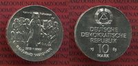 10 Mark DDR Silber Gedenkmünze 1983 DDR 100. Todestag von Richard Wagne... 33,00 EUR