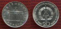 20 Mark Silbermünze DDR 1990 DDR Öffnung des Brandenburger Tores, Silbe... 25,00 EUR