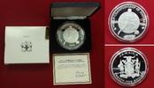 25 Dollars Silbermünze 1982 Jamaika World Championship of Football, Fuß... 95,00 EUR