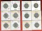Lot 6 x 1 Mark Silbermünzen Div. Kaiserreich Etwas interessantere Jahrg... 49,00 EUR  +  8,50 EUR shipping