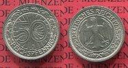 50 Pfennig 1935 J Weimarer Republik Deutsches Reich Kursmünze vz  9,00 EUR  +  8,50 EUR shipping