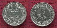 3 Mark 1926 A Weimarer Republik Deutsches Reich 700 Jahre Reichsfreihei... 105,00 EUR  + 8,50 EUR frais d'envoi