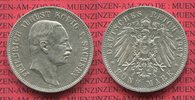 5 Mark Silbermünze 1907 E Sachsen, Saxony German Empire Friedrich Augus... 90,00 EUR  zzgl. 4,20 EUR Versand